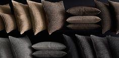 Suede Pillows | Restoration Hardware