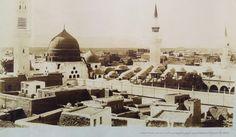 Masjid Nabawi Madinah (1907)