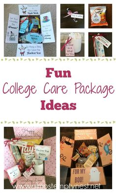 317 Best College Care Package Ideas Images On Pinterest In 2018