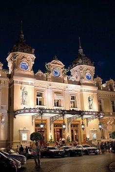Casino de Monte Carlo, Monaco.  I wish I had kept a token!  Incredible place.  And cars...i was by Ale