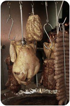 Meat Meat Meat with cinnamon ananas www.cadememi.it