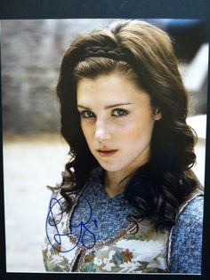 Lucy Griffiths- Lady Marian