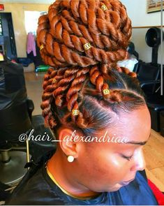 Crochet Box Braids With Rubber Bands : 1000+ ideas about Jumbo Twists on Pinterest Hair Length Chart ...