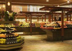 D.L. English Design Studio - Our services - specialty retail, retail design, design, interiors, interior architecture, branding, decor, murals, supermarket design