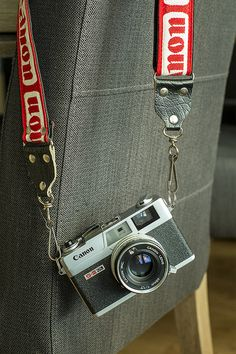 Canonet QL17 G-III by Sixtyfour, via Flickr