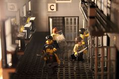 Lego Walking Dead
