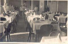 Egy kép az egykori Kapucinus (Traian Mosoiu) utcai Kék Macska vendéglõbõl. / O…