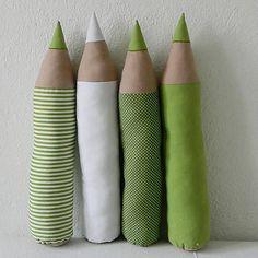 elma02 / Zelené ceruzky