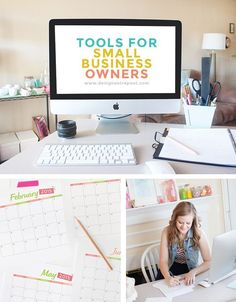 What a great post of 6 Tools to help streamline the lives of Small Business Owners. This post was written by Melissa from Design Eat Repeat (blogger & Graphic Designer) and is filled with some great programs to help run a smooth business! business ideas #smallbusiness small business ideas wahm ideas WAHM Ideas #WAHM #workathom