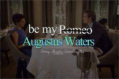 Augustus Waters ♡