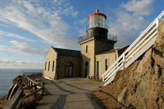 See Point Sur Lighthouse, Big Sur, California - Bucket List Dream from TripBucket