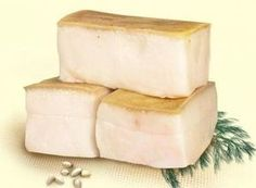 """Imported Pork Belly """"Salo"""" with eatable rind(skin) by HolanDeli Healing Herbs, Pork Dishes, Russian Recipes, Pork Belly, Pork Roast, Health And Wellbeing, Gourmet Recipes, Health And Beauty, Health Tips"""
