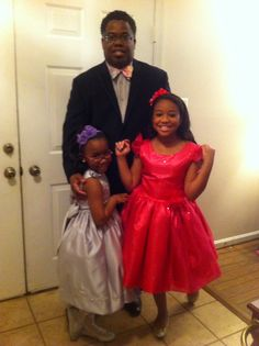 Big night, Daddy/Daughter dance