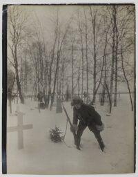 Le fonds Louis Jouan. Officier durant la Grande Guerre, ce soldat est désigné pour la mission militaire française en Russie du 11 septembre 1917 au 10 août 1919. Mission dont il a ramené de très beaux mais aussi très intéressants clichés.