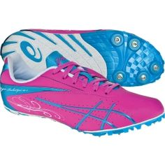 Want for track sooo bad. I love wearing bright neon shoes