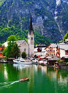 Hallstatt - small pretty pearl of Alps, Austria    |    30+ Truly Charming…