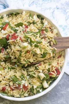 Asian Pasta Salad | Valerie's Kitchen