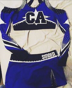 NEW UNIFORMS for The California All Stars SMOED!