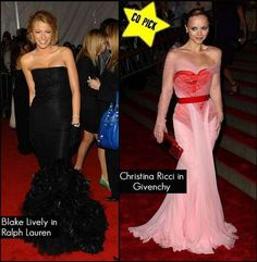 Superheroes at the Met Gala #blakelively trendhunter.com