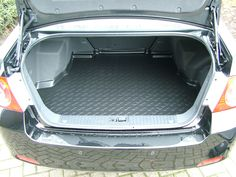2007 Chevy Epica Carbox II Cargo Liner - Black
