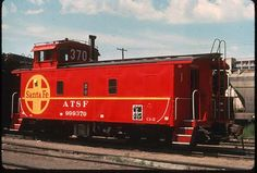 caboose Bnsf Railway, N Scale Trains, Train Truck, Norfolk Southern, Railway Museum, Old Trains, Steam Engine, Hotel S, Ho Scale