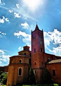 abbazia di monte oliveto maggiore by Pieter Arnolli
