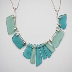 sea glass jewelry - Cerca con Google