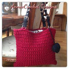 Rouge Amour Handbag