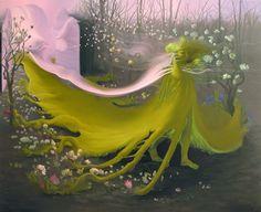 Inka Essenhigh | Inka Essenhigh - The Old New Age - 303 Gallery - New York