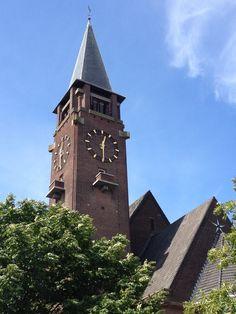 Bethlehemkerk, Den Haag. Foto: Petra Simons