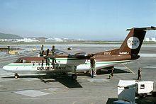 Golden Gate Airlines Dash 7