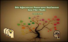 Engelsiz Renkler:Söz Ağacımızın Panorama Sayfasının Ana Fikri Nedir
