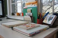 Paperwork- Organize it! Lots of tips, how to's on binders and file folders.