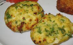 Ziemniaki nadziewane zapiekane w piekarniku
