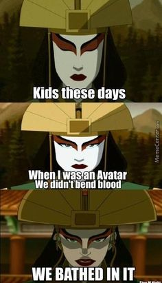 [Image - See more 'Avatar: The Last Airbender / The Legend of Korra' images on Know Your Meme! See more 'Avatar: The Last Airbender / The Legend of Korra' images on Know Your Meme! Avatar Airbender, Avatar Aang, Avatar The Last Airbender Funny, The Last Avatar, Avatar Funny, Team Avatar, Avatar Facts, The Legend Of Korra, Atla Memes