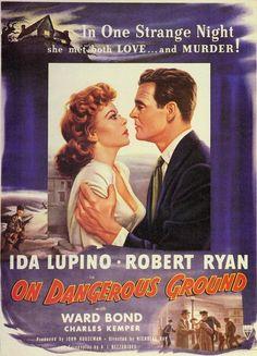 La casa en la sombra (1952, dirigida por Nicholas Ray