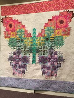 Tula Pink - The Moth Quilt Top Kit - TP-MothKit