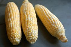 Sweet corn by Eve Fox, Garden of Eating blog, copyright 2012 by Eve Fox, via Flickr