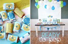 READY TO POP baby shower ideas via www.karaspartyideas.com