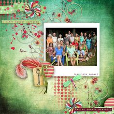 Created using Summer Jam (Collection), a collab by The Urban Fairy and WendyP Designs http://www.digitalscrapbookingstudio.com/store/index.php?main_page=product_info&cPath=13_461&products_id=29250, #thestudio, #theurbanfairy, #wendypdesigns