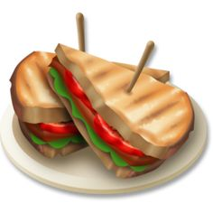 Sandwich Bar, Sandwiches, How To Make Bacon, Hay Day, Toast, Ethnic Recipes, Fandom, Game, Food