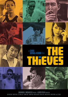 The thieves(2012)