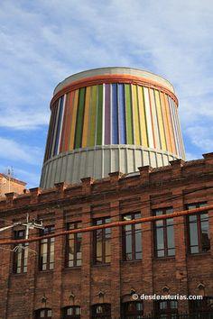 Museo de la Siderurgia. Museos Asturias. [Más info] http://www.desdeasturias.com/museo-de-la-siderurgia-musi/
