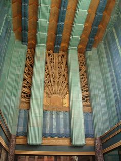 Eastern Columbia Art Deco building, Los Angeles