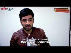 Hot Asia Jamz Exclusive Interview with Karanvir Sharma - YouTube