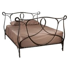 Yvonne Queen Bed. oh my. $1199.95