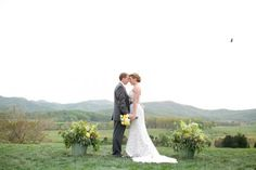 Casually Elegant Country Wedding by Kellie Kano 1