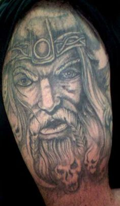 viking warrior tattoo | Viking Warrior Tattoo Pictures Page 3 4