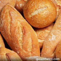 Pan y pizzas Bread Recipes, Cooking Recipes, Butter Pecan Cake, Homemade Muesli, Homemade Breads, Pan Bread, Artisan Bread, Bread Rolls, Empanadas