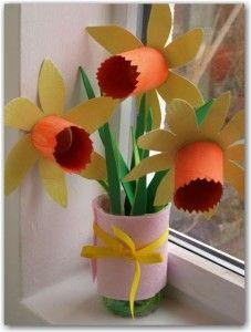 Plate Daffodils Paper Plate Daffodils Craft from .Paper Plate Daffodils Craft from . Kids Crafts, Easter Crafts To Make, Paper Plate Crafts For Kids, Craft Activities For Kids, Toddler Crafts, Preschool Crafts, Craft Ideas, Kids Diy, Fun Ideas
